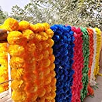 25-Pcs-Lot-Fresh-Like-Real-Look-Artificial-Flower-Strings-For-Christmas-Decorations-Fiber-Marigold-Outdoor-Indian-Wedding-Home-Decorations