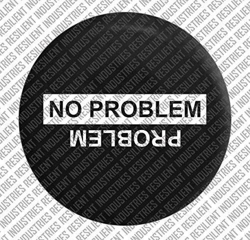 Jeep-Wrangler-Spare-Tire-Cover-Problem-No-Problem-Adventure-Badge-Jk-Tj-Lj-Yj-Cj-Unlimited-Rubicon-4X4-Vintage-Moab-Sahara