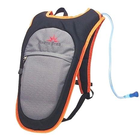 North Star - Mochila de hidratación HIDRATA 3 - Mochila con bolsa de agua incluida para