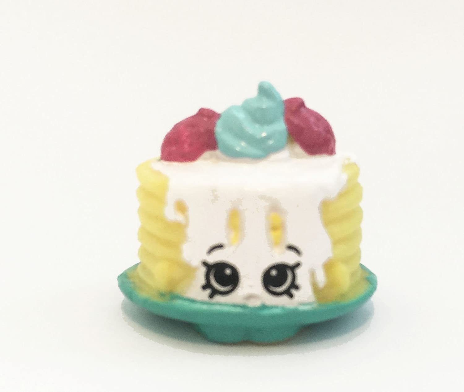 SHOPKINS FOOD FAIR CANISTER EDITION PAMELA PANCAKE FF-012