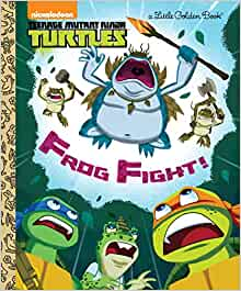 Amazon.com: Frog Fight! (Teenage Mutant Ninja Turtles ...