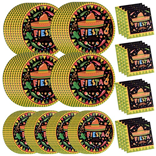 Cinco Products - 200PCS Fiesta Cinco De Mayo Party