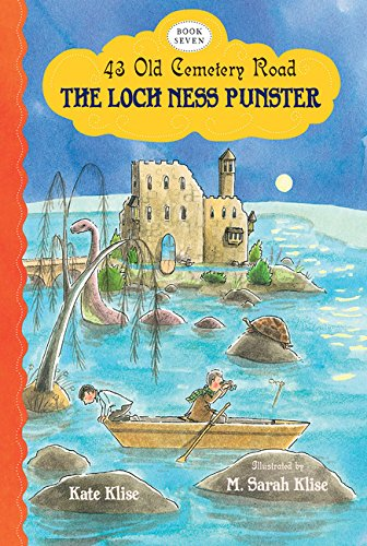 The Loch Ness Punster (43 Old Cemetery Road)