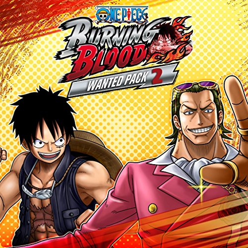 One Piece Burning Blood   Wanted Pack 2   Ps4   Ps Vita  Digital Code
