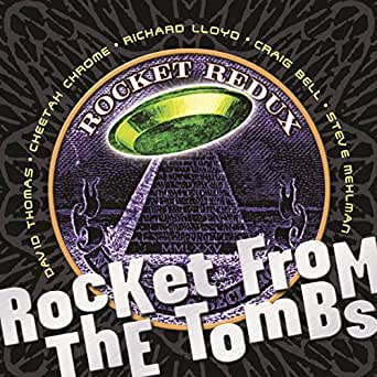 Sonic Reducer Rftt By Rocket From The Tombs On Amazon