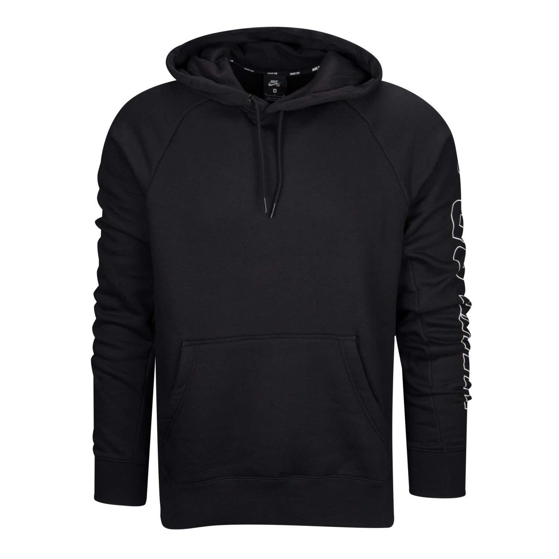 Nike Mens M NK SB Hoodie ICON GFX H AA2032-010_L