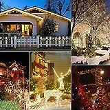 Decute Warm White 300LED Christmas String Lights