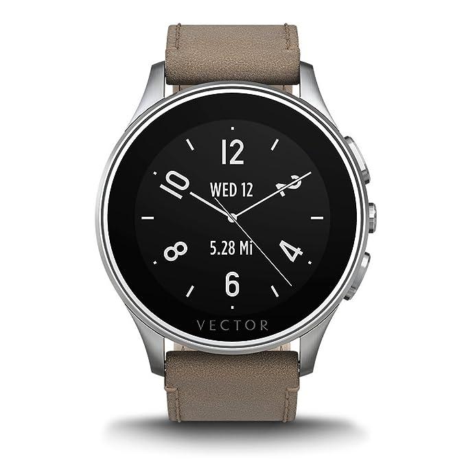 Amazon.es: Vector Watch L1 - 10 - 008 - Meridian Smart Watch Steel, S