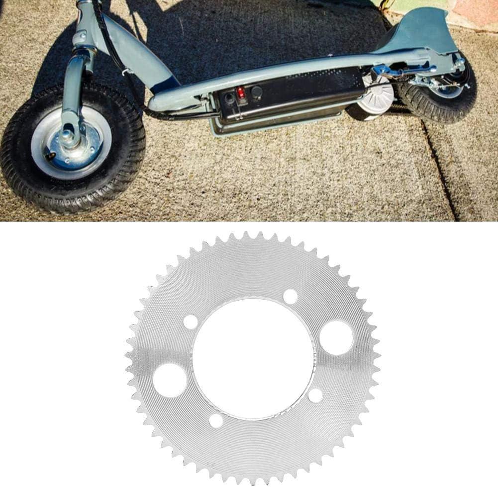 Qii lu 25H 55T 2.126in Pignone catena posteriore adatto per Razor E300 scooter elettrico # 25 compatibile