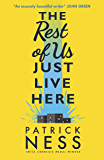 The Rest of Us Just Live Here: shortlisted for the CILIP Carnegie Medal 2016