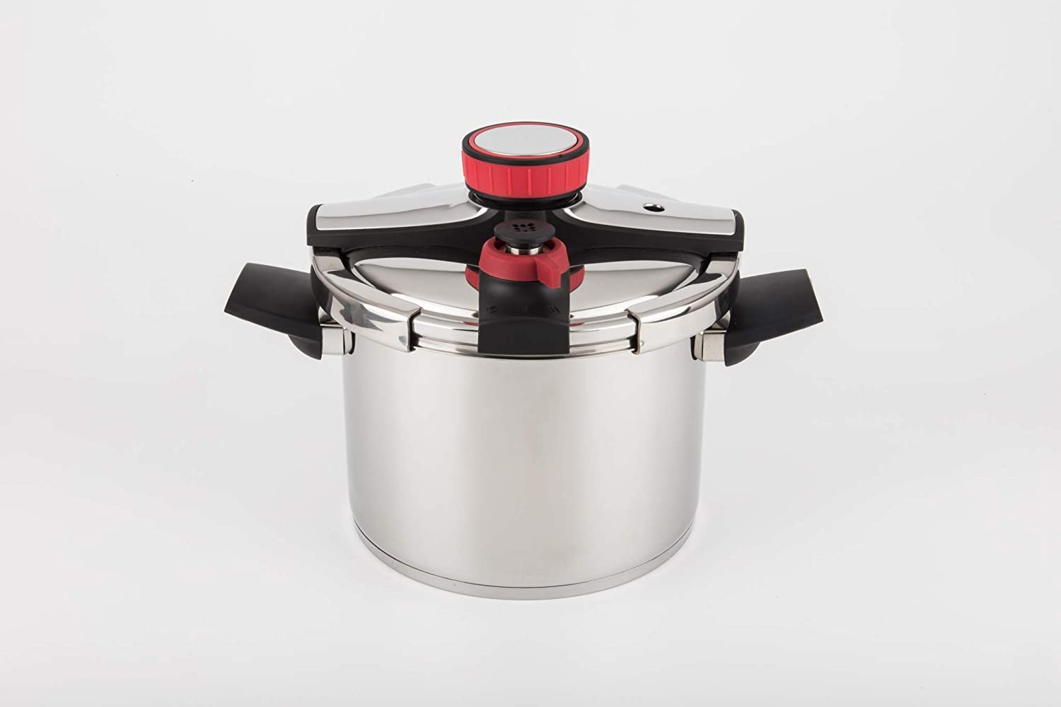Stainless steel pressure cooker cookware Fast pressure cooker Pot 6Liter /22CM Clipso Stainless steel Dishwasher safe