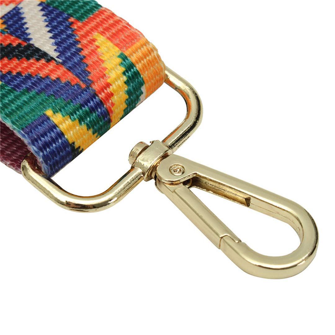 60-120CM Bag Straps Replacement Shoulder Belts Long Handbags Strap DIY Bag Accessories Colorful Belt Handle For Purse Sunflower