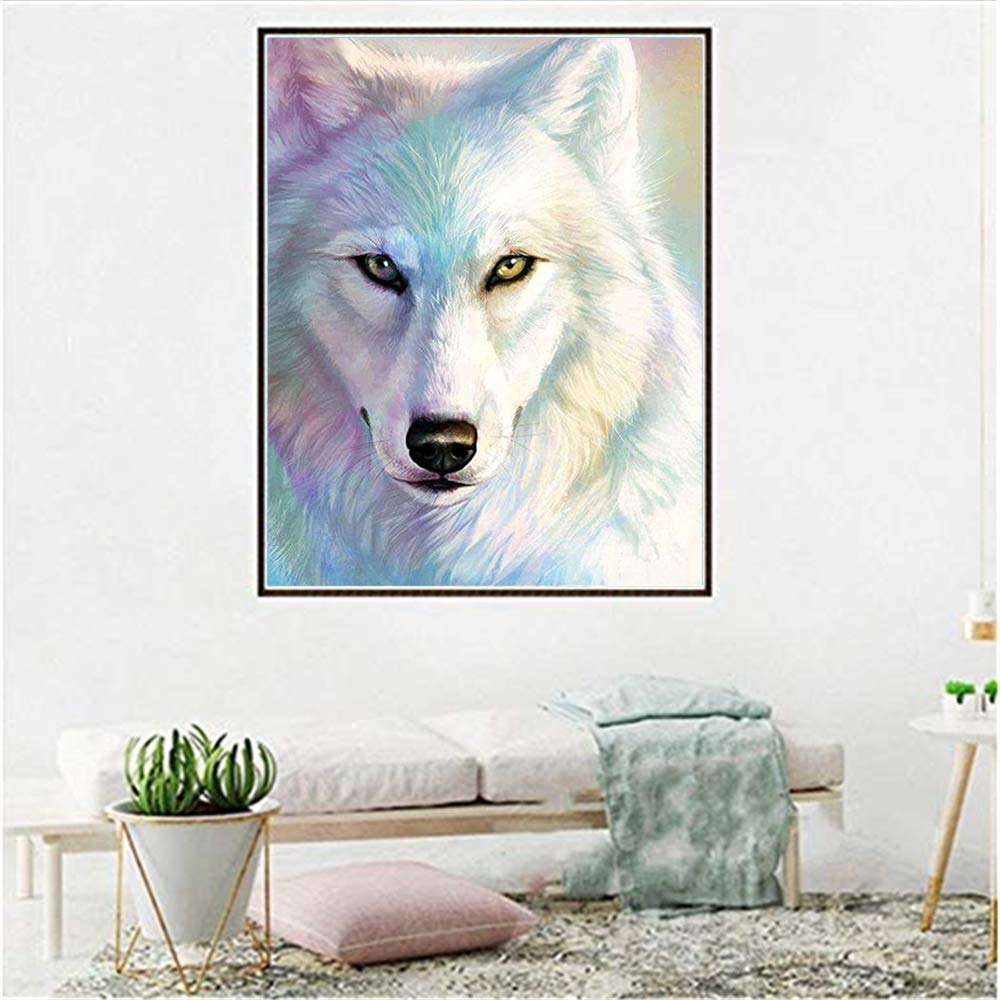 DIY 5D Diamond Painting Kits for Adults Beach Heart Round Full Drill Arts Picture Craft Canvas for Home Wall Decor Gift 11.8x15.7