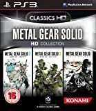 Metal Gear Solid HD - Collection (PS3) [Importación inglesa]