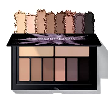 Smashbox Cover Shot Matte Eye Palette Amazoncouk Beauty