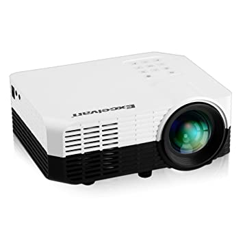 Excelvan 2018 - Mini LED Proyector Cine en Casa Home Cinema ...