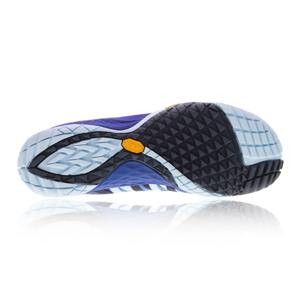 Merrell Women's Glove 4 US|Blue Trail Runner B078NG4C16 10.5 B(M) US|Blue 4 Sport 87d725