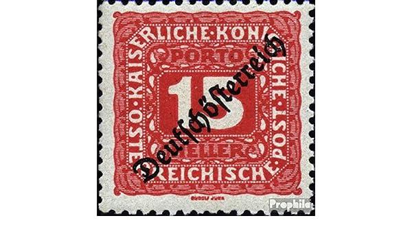 Prophila Collection Austria Michel.-No..: p66 1919 Los Sellos de ...