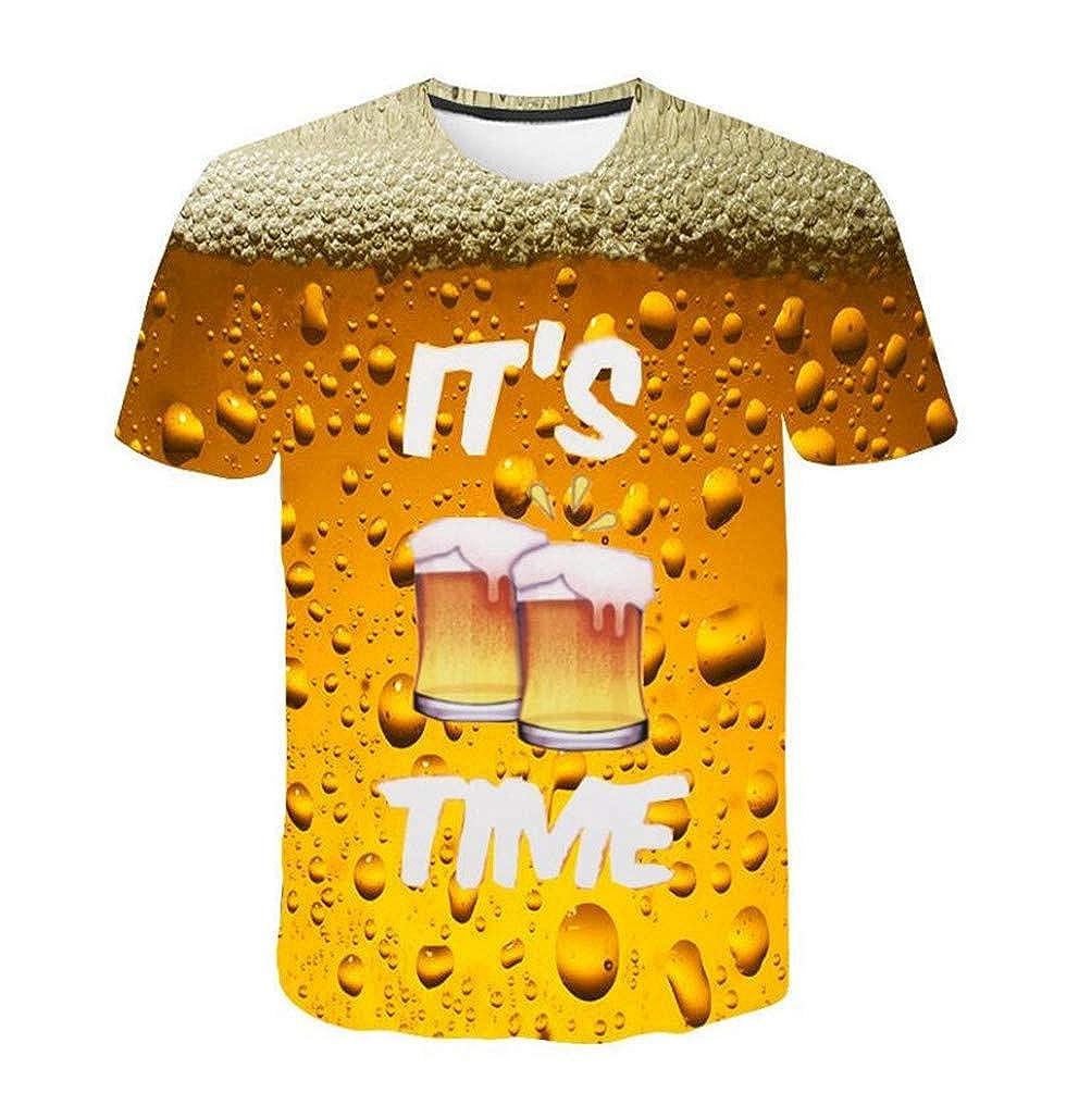 Nicetage Men/'s Shenanigans T Shirt Funny Irish St Patricks Day Drinking Shirt Unisex Leprechaun Shamrock Tee C-HS203-2597