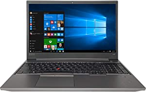 "Lenovo ThinkPad E590 15.6"" FHD IPS Display Laptop - 8th Gen Intel Quad-Core i7-8565U up to 4.6 GHz CPU, 64GB DDR4 RAM, 2TB NVMe SSD + 2TB HDD, Intel UHD Graphics 620, Windows 10 Pro, Silver"