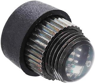 OKBY Lampe Arc Sight - Lampe Arc Sight composée LED 3 Niveaux Couleur Violet Réglable Fil Noir 3/8-32