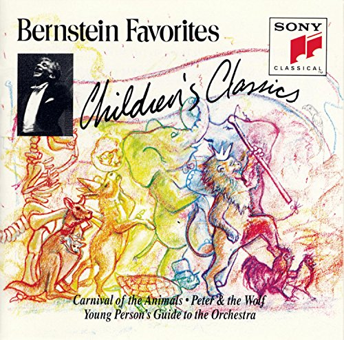 Bernstein Favorites: Children's Classics
