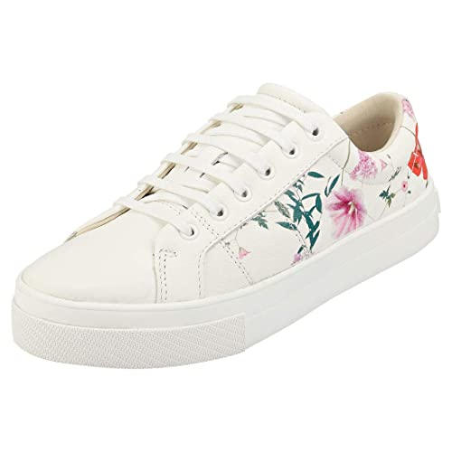 Ted Baker London Womens Laulei Low-Top Sneakers Trainers