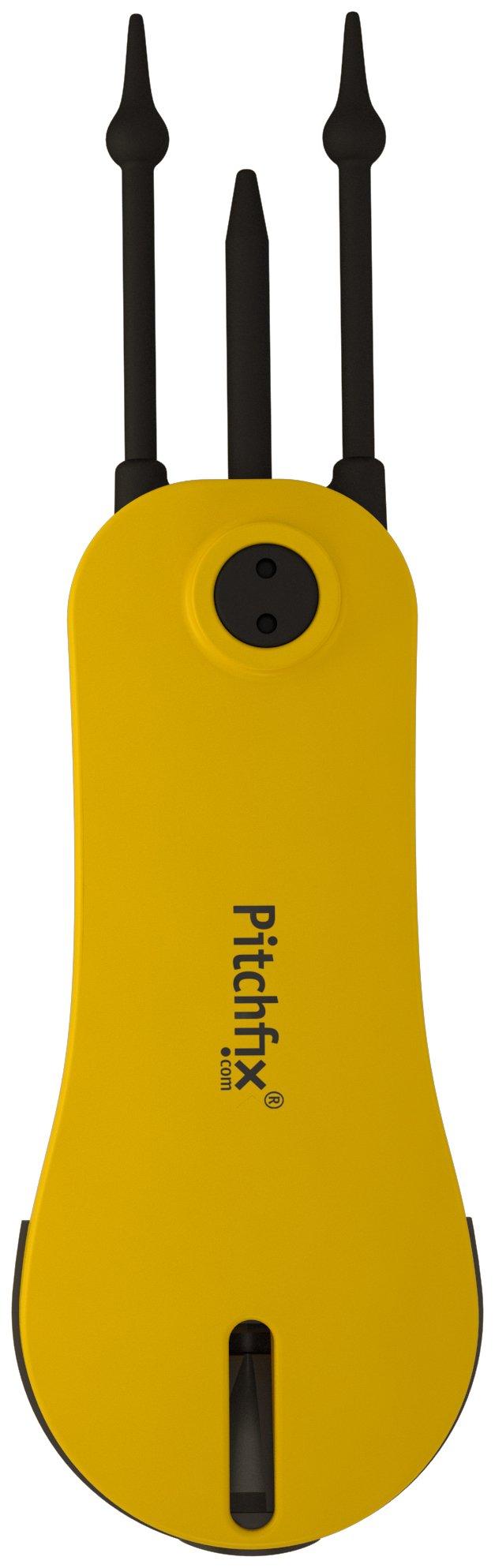 Pitchfix Fusion 2.5 Pin, Yellow/White by Pitchfix (Image #4)