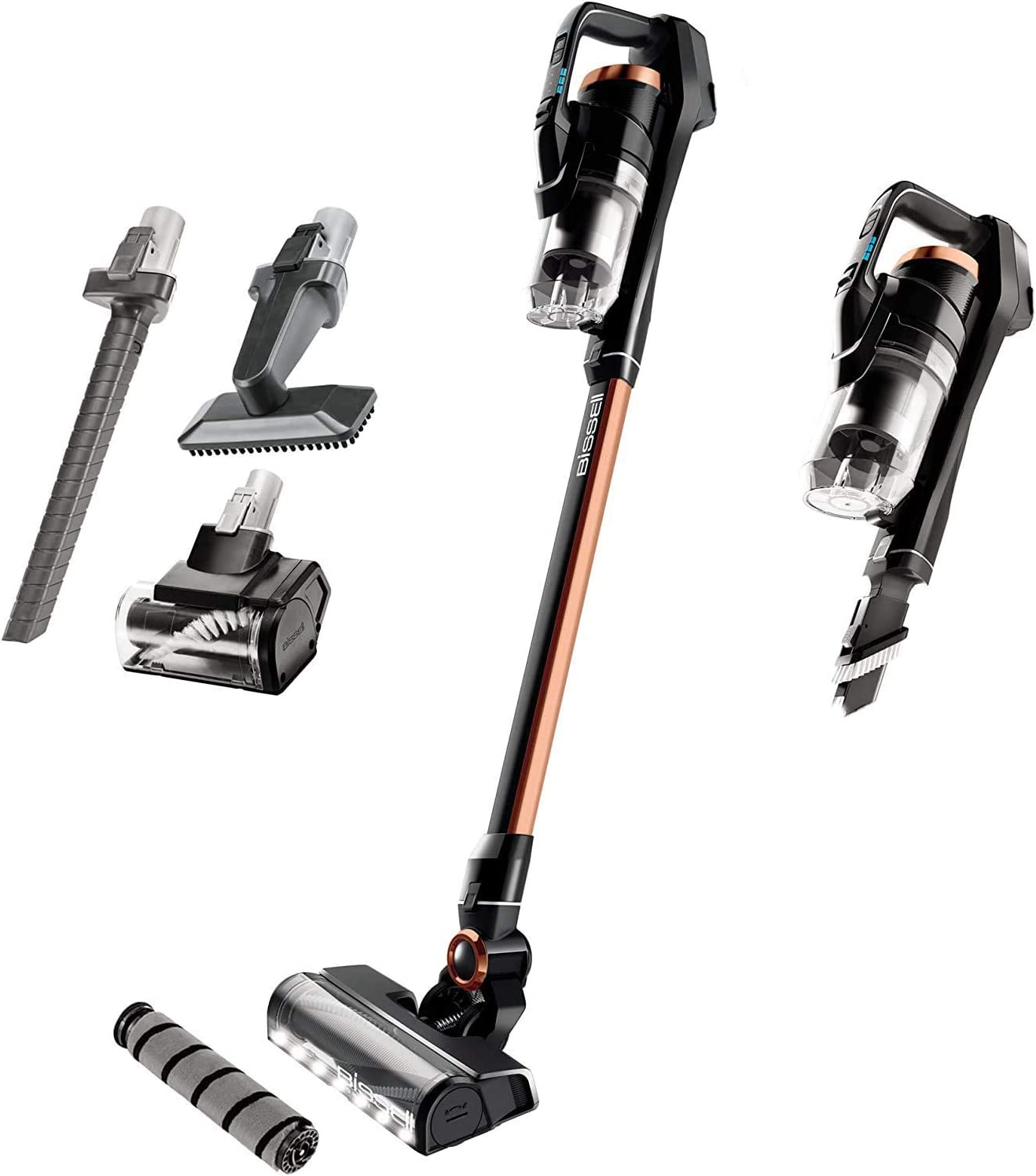 Bissell, 2746A ICONpet Pro Cordless Stick Vacuum Cleaner