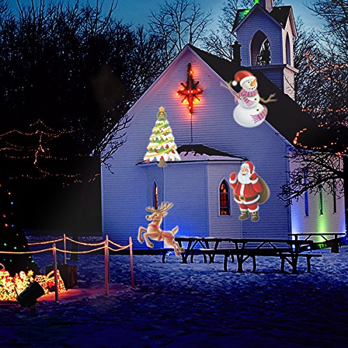 halloween decorations projector lights