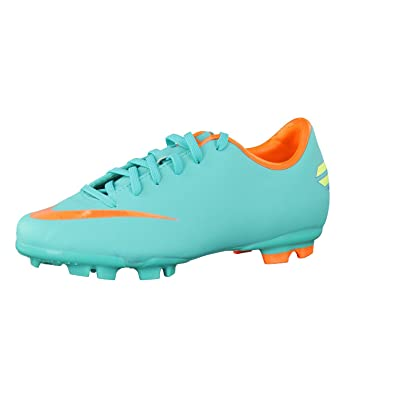 new concept 2ab2c eb9f7 NIKE Junior Mercurial Victory III Firm Ground Football Boots