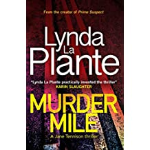 Murder Mile: A Jane Tennison Thriller (Book 4)