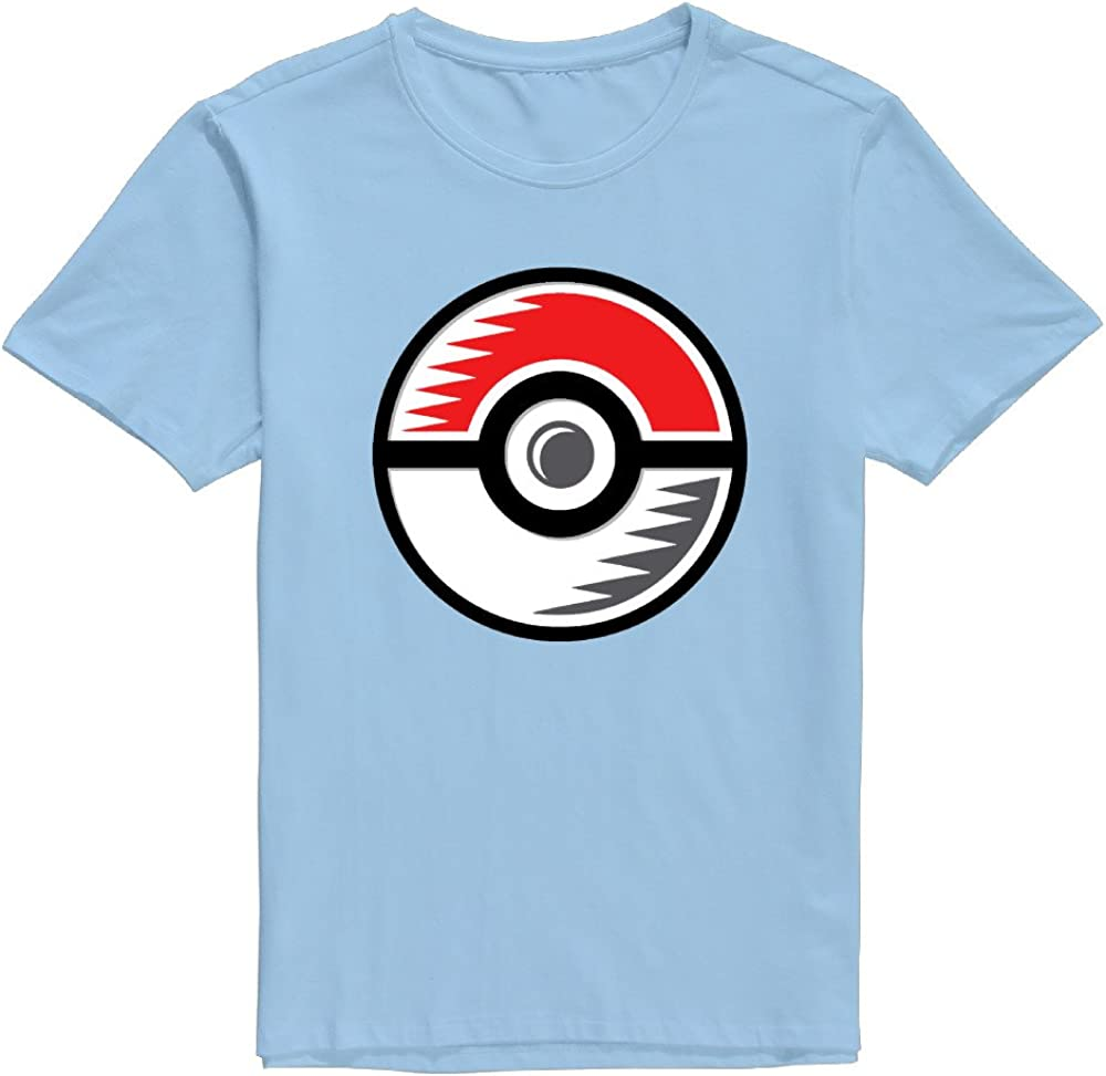 Knot Men's Pokeball Pokemon Logo Brand New Design T Shirts
