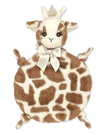 Amazon Com Bearington Baby Wee Patches Small Giraffe Stuffed