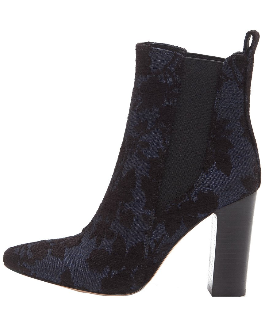 Vince Camuto Women's Britsy Ankle Boot B0714JKSSR 9.5 B(M) US|Black Multi