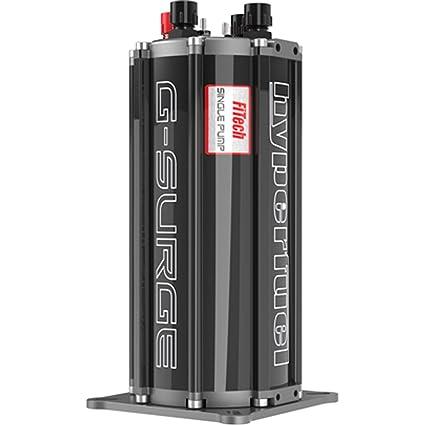 ed63508b9ad Amazon.com  FITech Fuel Injection 40007 HyperFuel Single Pump G-Surge Tank  Supports All EFI  Automotive