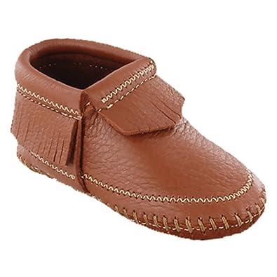 Minnetonka Riley Bootie, Mocasines para Bebés: Amazon.es: Zapatos y complementos