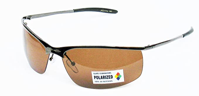 driving glasses polarized  Amazon.com: X Loop Polarized Driving Sunglasses XP3 Gunmetal ...