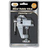 Mini Ventouse Étau Table Petite Étau de serrage pour Craft, modèle de construction, Electronics, confection de bijoux et de métal