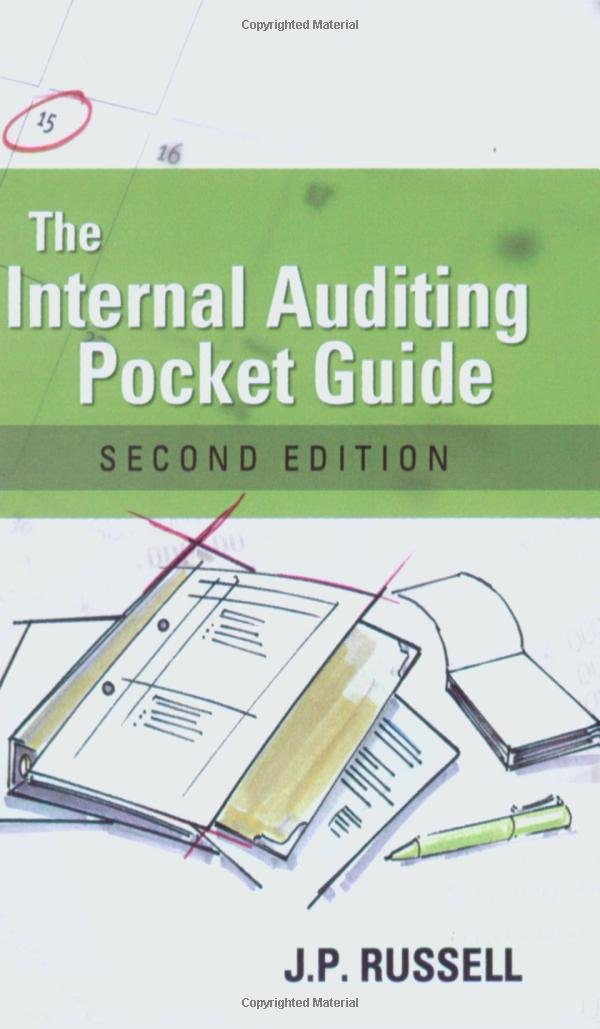 Download The Internal Auditing Pocket Guide: Preparing, Performing, Reporting and Follow-up, Second Edition pdf