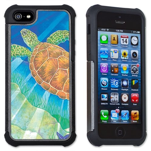 Sea Turtle - Maximum Protection Case / Cover with Cushioned