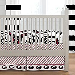 Carousel Designs University of Georgia 2-Piece Crib Bedding Set
