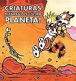 capa de Calvin e Harold - Criaturas Bizarras de Outro Planeta - Volume - 5