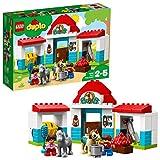 LEGO UK - 10868 DUPLO Farm Pony Stable Toddler Toy