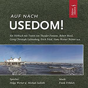Auf nach Usedom Hörbuch