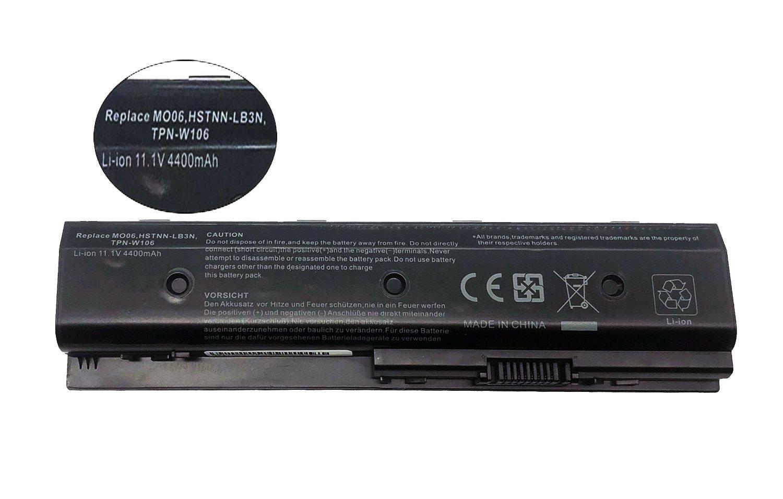 Batería de Repuesto HSTNN-LB3N HSTNN-LB3P MO06 MO09 TPN-W106 para HP Pavilion DV4-5000 DV6-7000 DV7-7000 Envy DV4-5200 DV6-7200 M6-1100 Portátil Bateria ...