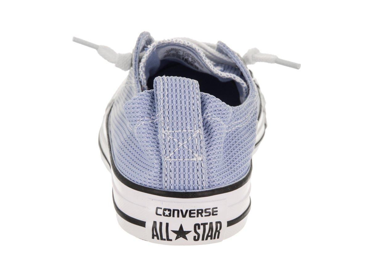 Converse Women's Chuck Taylor All Star Shoreline Slip Casual Shoe B073RNGF8D 8.5 B(M) US|Blue/White