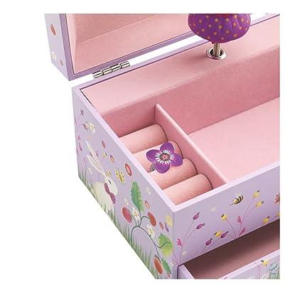 Djeco - Caja de música melodía de la Princesa: Amazon.es: Juguetes y juegos