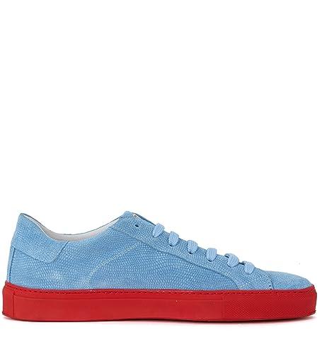 Hide Jack Basket Azzurra Azzurra Basket Stampa GECO 42: : Chaussures et 208f60