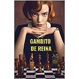 Gambito De Reina: Gambito De Reina TV Show | Gambito De Reina TV Series | Wonderful Notebook Diary | Cute Journal Gift (Spani